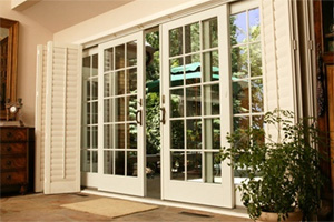Gliding/Sliding French Patio Doors