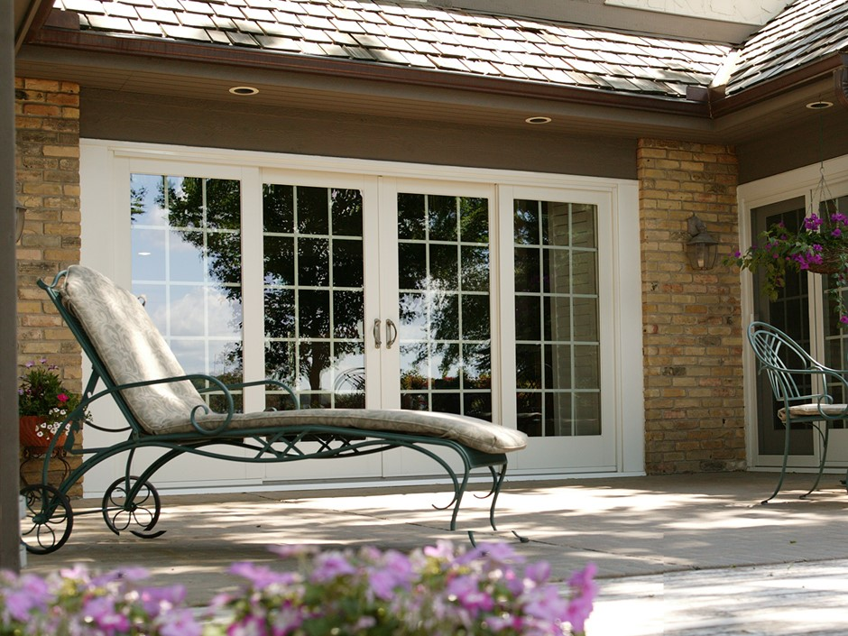Traditional French Gliding Replacement Patio Doors :: Renewal by ...
