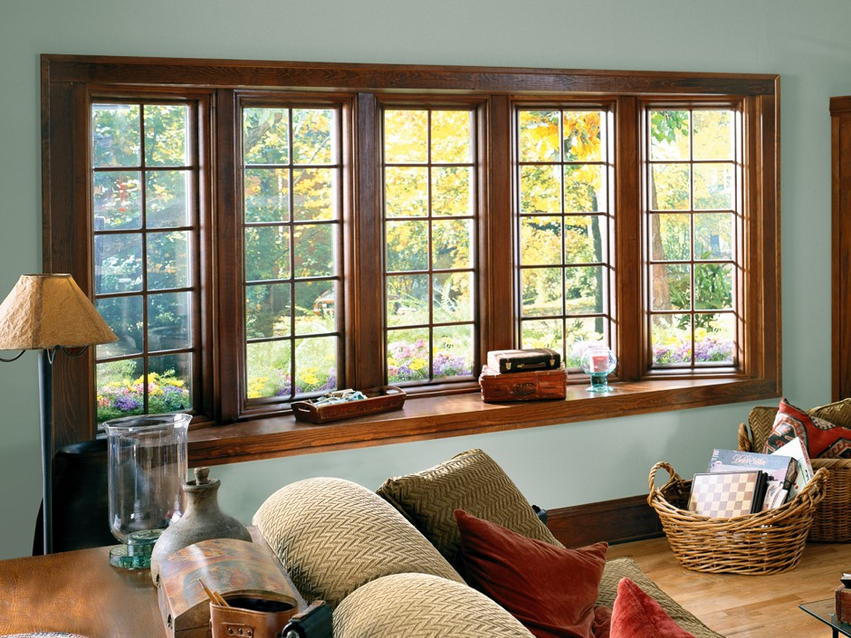 Bay Bow Replacement Windows Renewal By Andersen