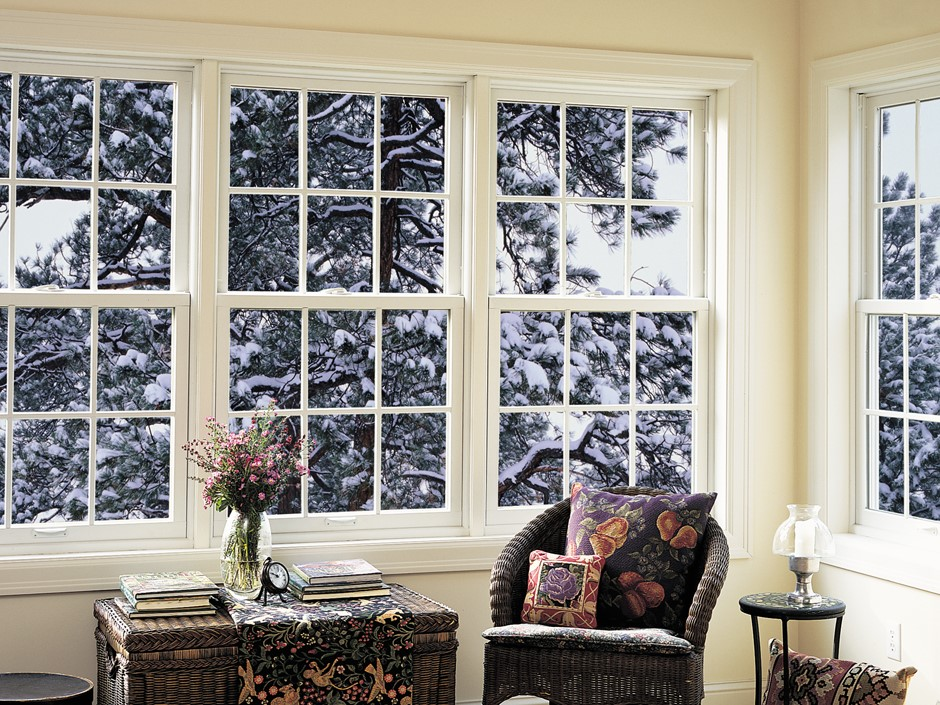 Double Hung Replacement Windows Renewal By Andersen